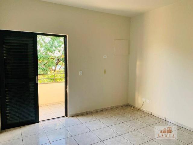 Apartamento com 3 dormitórios para alugar, 70 m² por R$ 950/mês - Centro - Navirai/MS - Foto 7