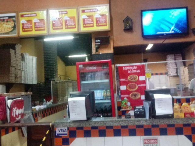 Delivery ..Donatello  pizzas e esfhias