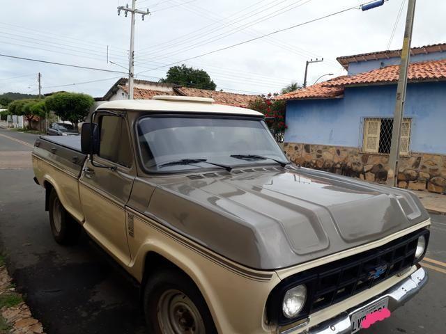 Chevrolet D10 ano 1985 - Foto 4