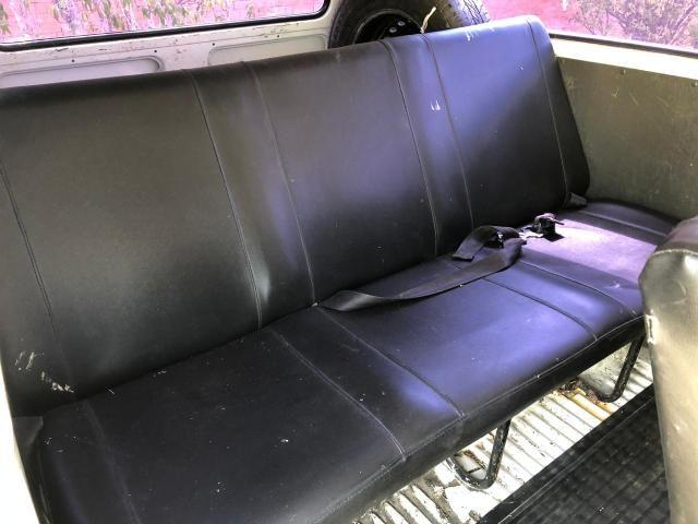 Kombi 1.4 motor fox , envidraçada 2011 - 9 passageiros - Foto 11