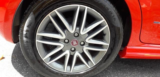 Fiat/ Punto sporting 1.8 2012 completo câmbio manual troco carro/moto - Foto 14