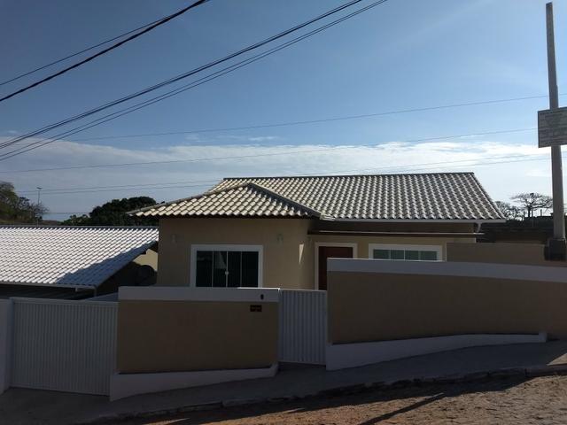 Excelente casa em condomínio do lado atacadão havan com visita privilegiada - Foto 2