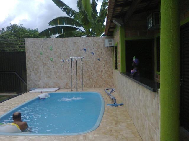 Aluga-se casa para temporada de carnaval em Aruana com 5 quartos 3 suítes e piscina ! - Foto 2