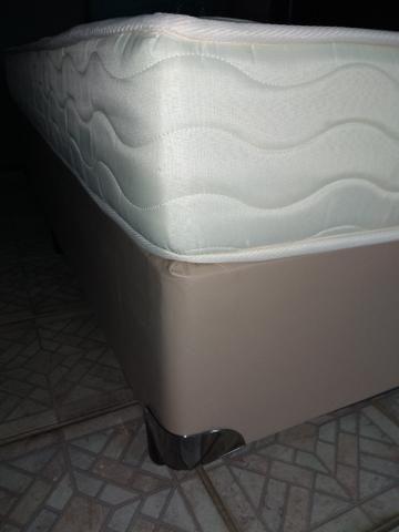 Cama Box Casal Nova Sem uso, 1 ano de Garantia, Nota fiscal, entrega Grátis - Foto 6