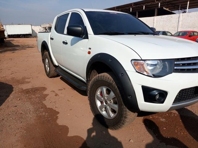 Triton 3.2 4x4 diesel pra venda ou troca