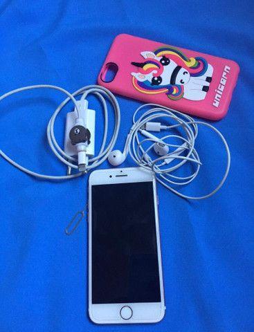 IPhone 7 cor de cor rosa - Foto 3