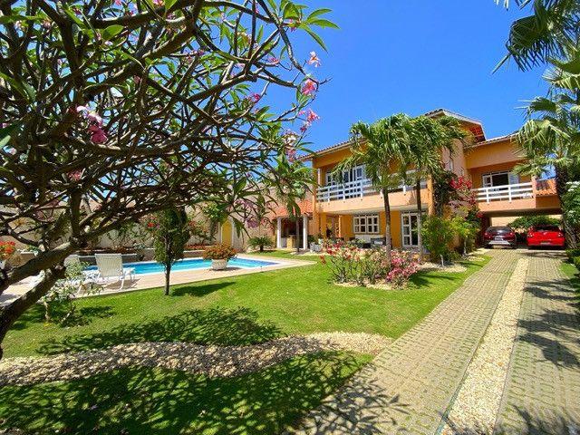 Casa duplex 500m² com 4 suítes máster 5 Vagas Cobertas. De Lourdes (Dunas) Fortaleza - CE