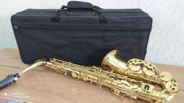 Sax alto vogga usado revisado completo  - Foto 2