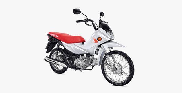 Motos Honda POP a XRE 300 em andamento , somente para assumir parcelas restantes - Foto 2