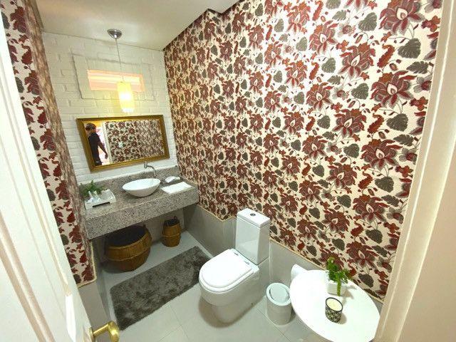 Casa duplex 500m² com 4 suítes máster 5 Vagas Cobertas. De Lourdes (Dunas) Fortaleza - CE - Foto 14