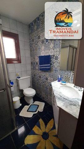 Um espetáculo de casa com 04 dorm (01 suíte), mobiliada, na Zona Nova de Tramandaí - Foto 15