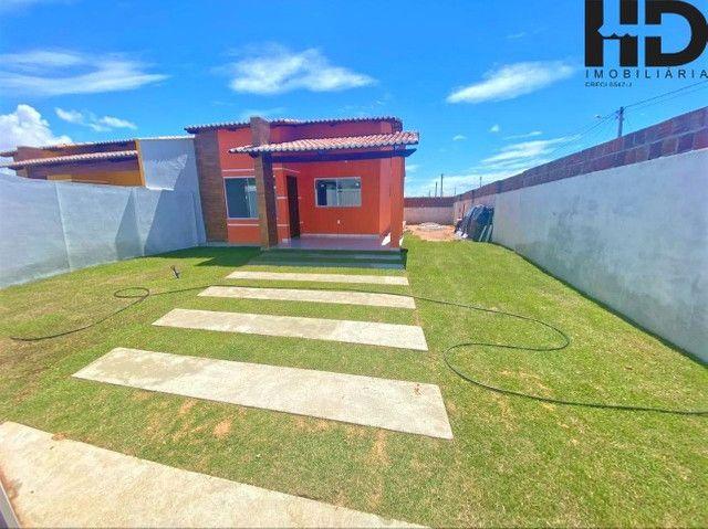 Bairro planejado Portal do Sol, terreno de 200 metros, 68 m2, lajeada, 2 quartos, 1 suíte - Foto 4