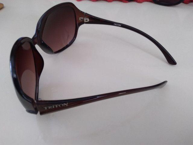 Óculos feminino Triton  - Foto 2