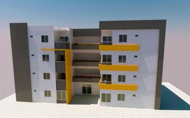 Apartamento à venda com 2 dormitórios em Paratibe, João pessoa cod:005986 - Foto 11