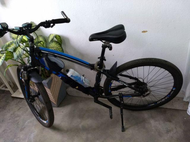 Bike GTS Ivtec completa com todos acessórios K7 toda Shimano 27v