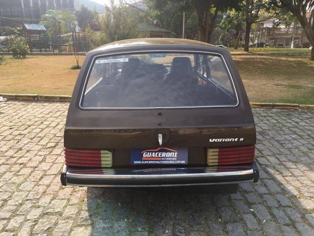 VARIANT II 1978/1978 1.6 8V GASOLINA 2P MANUAL - Foto 8