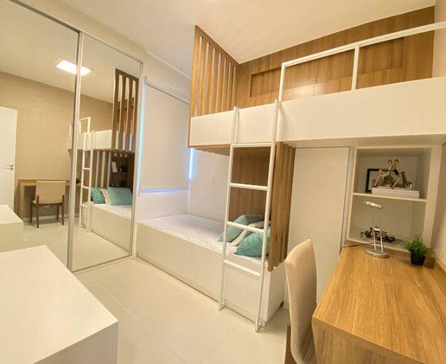 Apartamento 2 quartos (suíte) com varanda gourmet no Aeroporto - Pronto para morar!!! - Foto 3