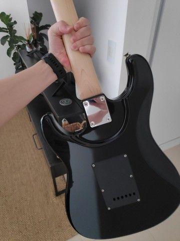 Guitarra Tagima T-736S + humbucker zonda malagoli (lançamento). Regulada por Luthier. - Foto 3