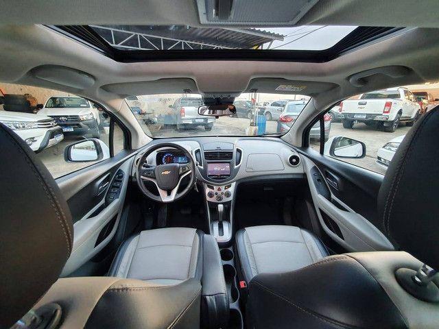TRACKER 2015/2016 1.8 MPFI LTZ 4X2 16V FLEX 4P AUTOMÁTICO - Foto 7