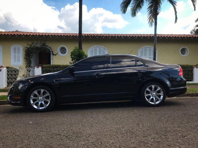 Ford Fusion 3.0 V6 AWD 2011 - novíssimo!
