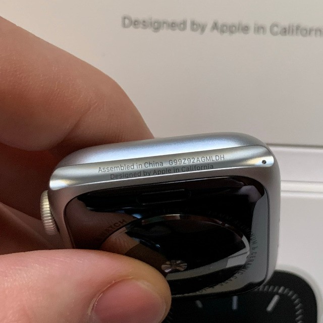 Apple Watch Série 5 44mm (GPS + Celular) - Foto 3