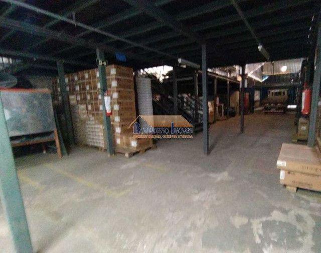 Galpão/depósito/armazém à venda em Santa efigênia, Belo horizonte cod:46799 - Foto 2