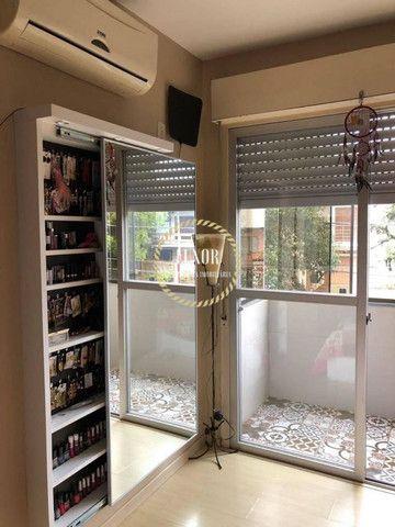 Apartamento 2 quartos, mobiliado, vaga coberta à venda no São Sebastião em Porto Alegre -  - Foto 8