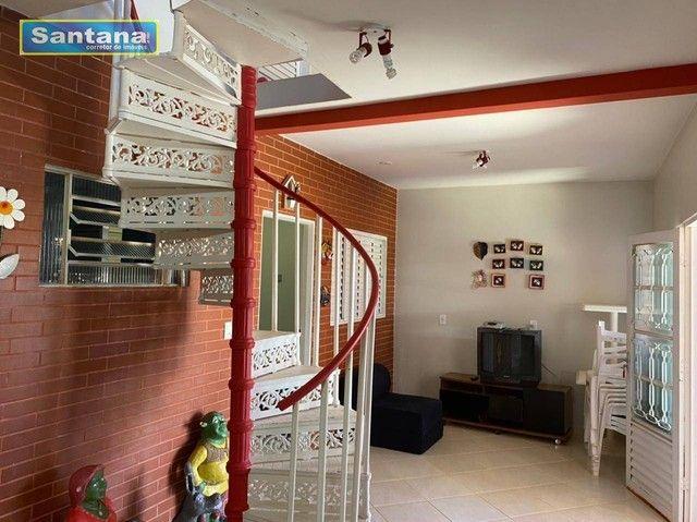 Chale de Laje com 4 dormitórios todos suites, à venda, 165 m² por R$ 250.000 - Mansões das - Foto 16