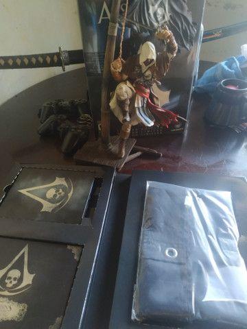 Edição colecionador assassin's Creed black flag