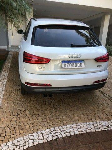 Audi Q3 - 2013 - atraction - branca - Foto 3
