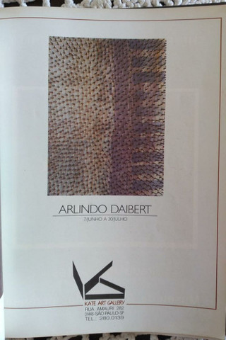 Galeria Revista de Arte N° 19 1990 - Foto 2