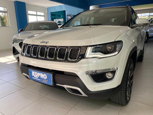 Jeep Compass Limited Diesel 2021 c/ 1.900 km - Foto 3