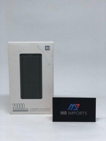 Carregador Xiaomi Mi Power Bank 3 20000mAh Novo Lacrado *Pronta Entrega*