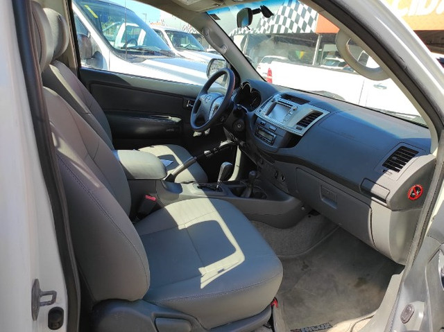 Hilux SRV 3.0 4x4 Diesel Cabine Simples 2008 Completo  -  Raridade - Foto 9