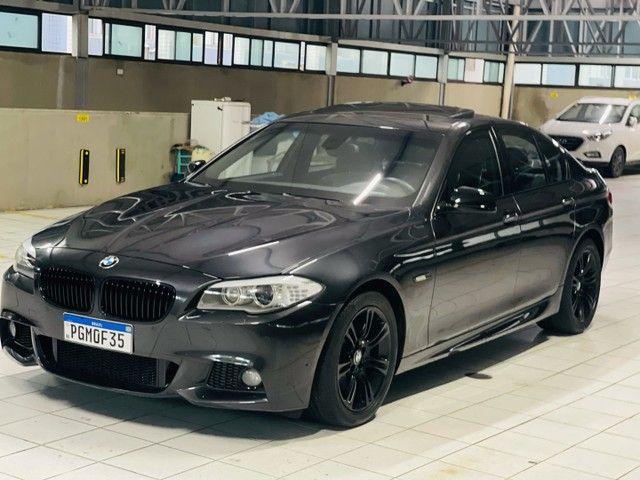 BMW 535I M Sport 2014 Blindada apenas 38mil km! - Foto 3