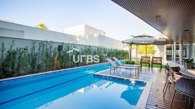 Casa de condomínio à venda com 4 dormitórios em Jardins paris, Goiânia cod:RTR41524