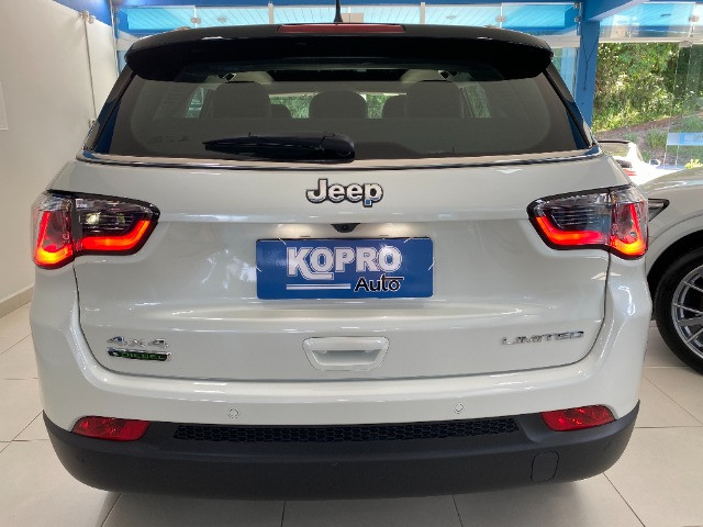 Jeep Compass Limited Diesel 2021 c/ 1.900 km - Foto 11