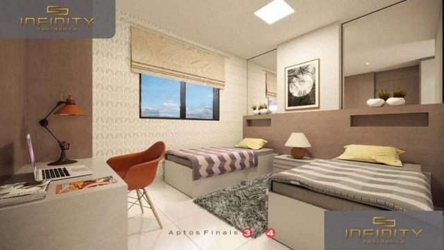 Apartamento Impecável, 3 Quartos Grandes, Sala Ampla, Lavabo e 2 Vagas - Foto 3