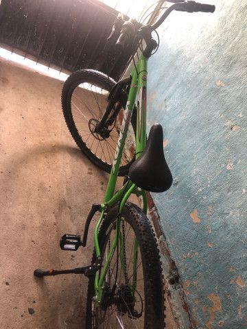 Bike aro 29 (só venda) - Foto 5