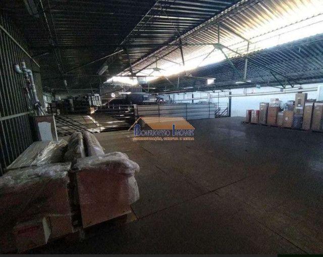 Galpão/depósito/armazém à venda em Santa efigênia, Belo horizonte cod:46799