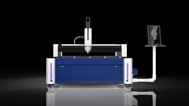 Laser Fibra Óptica 1000w