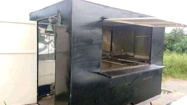 Food truck pronto para trabalhar  - Foto 2