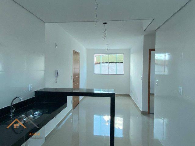 Apartamento com 2 quartos suíte e elevador à venda, 50 m² por R$ 260.000 - Santa Mônica -  - Foto 6