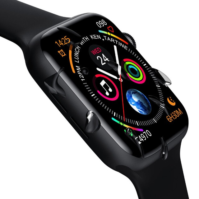 Smartwatch Iwo12 W26 - Series 6 Tela Infinita 44mm - Foto 2