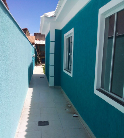 Excelente Casa 3 Quartos 1 Suíte/ Churrasqueira Itaipuacú- Maricá  - Foto 2