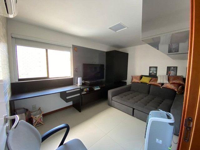 Apartamento 3 Suítes, Mobiliado, 157m², Alto Padrão - Ponta Verde - Foto 5