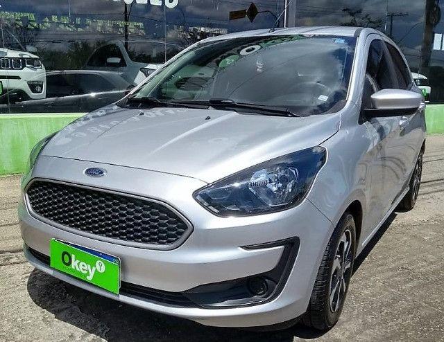 Ford Ka Se 1.5 2020/2020 19mil km  - Foto 2