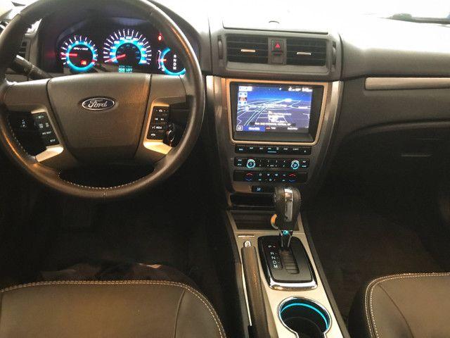 Ford Fusion 3.0 V6 AWD 2011 - novíssimo!  - Foto 6