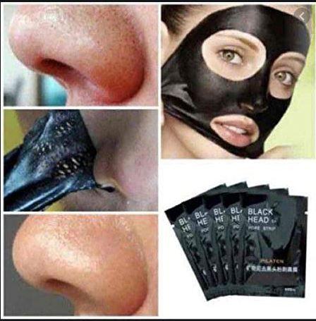 20 máscaras removedoras de cravo - Foto 2