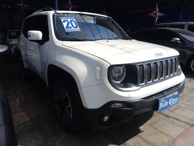 Jeep rene  longitude 2020 ja com ipva pago! - Foto 2
